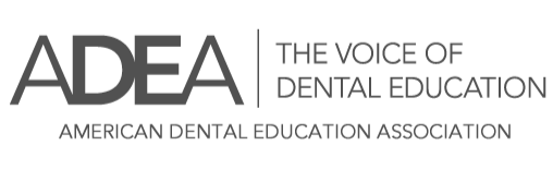 Logo of The American Dental Education Association